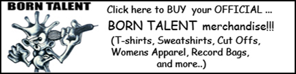 Born Talent Merchandise