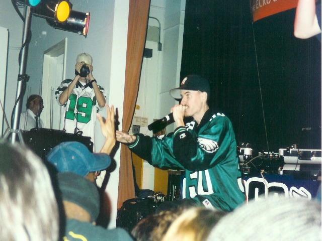 Born Talent & Jay Love Live at Penn State '98