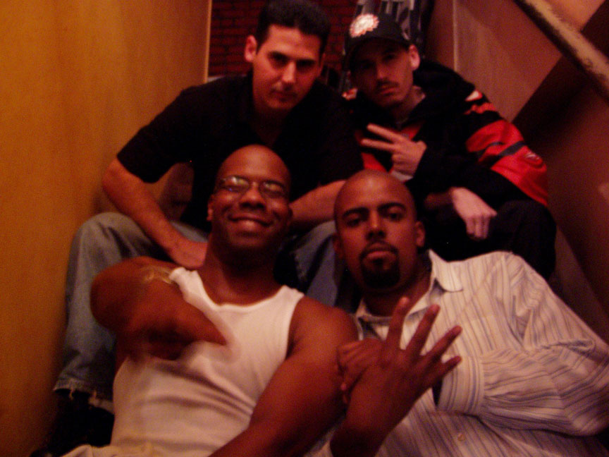 Dj Reflection, Born Talent, Mr. Tibbs & Polo Big '06